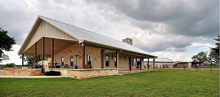 Rustic Home Builders Texas Hill Country Joy Studio